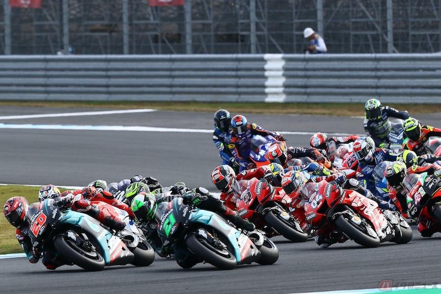 2020年MotoGP日本グランプリ開催中止を決定