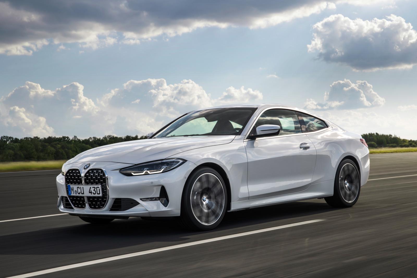 新型BMW 4シリーズ クーペが世界初公開! 最新のキドニーグリルをまとって2020年秋に発売予定