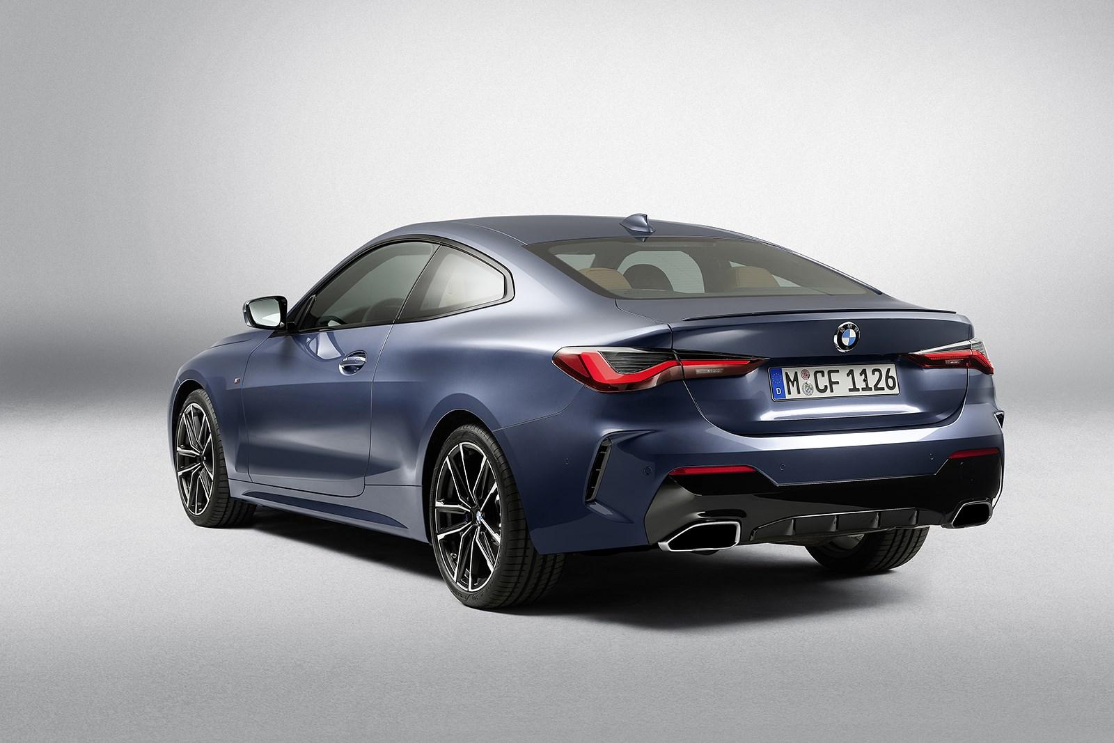 独BMW、新型4シリーズクーペを世界初公開 10月に発売へ