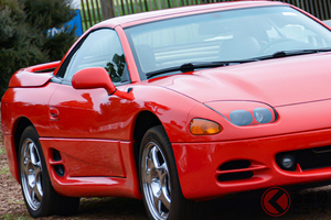 三菱「GTO」にオープンモデルがあった!! ペブルビーチで見た日本未導入車3選