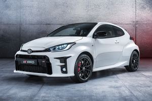 トヨタ「GRヤリス」3モデルラインアップを公表 9月発売