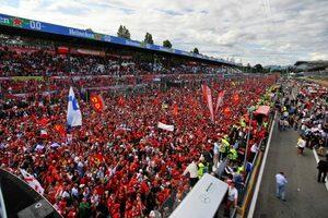 モンツァ、無観客でのF1イタリアGP開催を発表。開催契約は2025年まで延長へ