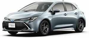 トヨタ、カローラスポーツを一部改良 新色追加や特別仕様車