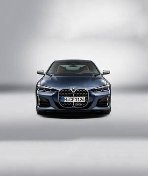 あいた口がふさがらない!?新型BMW・4シリーズクーペ登場