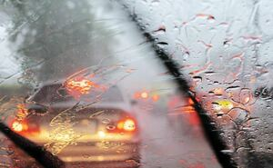 注意!! 雨粒を自動ブレーキ用カメラが認識する!?? アイサイトと撥水コーティングの落とし穴