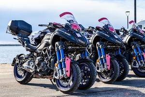 スポーツの世界でも活躍するバイクたち!選手に配慮した電動バイクも!?