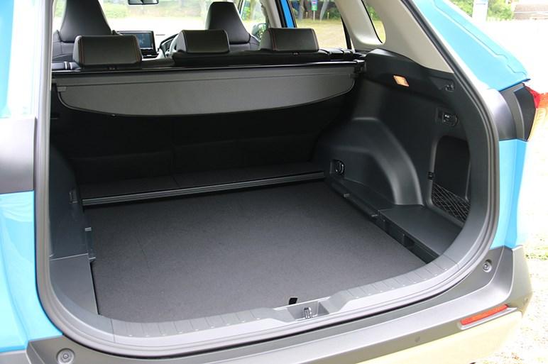 新型RAV4に感じた自由さはこれまでのトヨタ車にはないものだった
