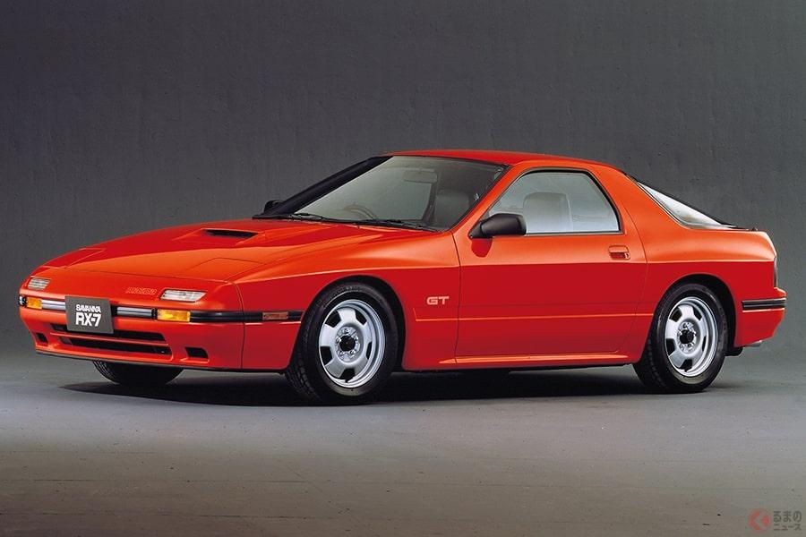 平成初期は当たり年! みんなが憧れた往年のスポーツカー5選