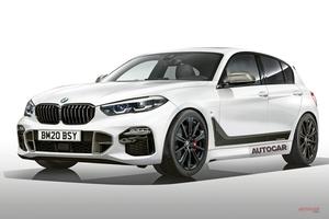 大予想 新型BMW 1シリーズ、前輪駆動に 2シリーズ/カブリオレは後輪駆動か