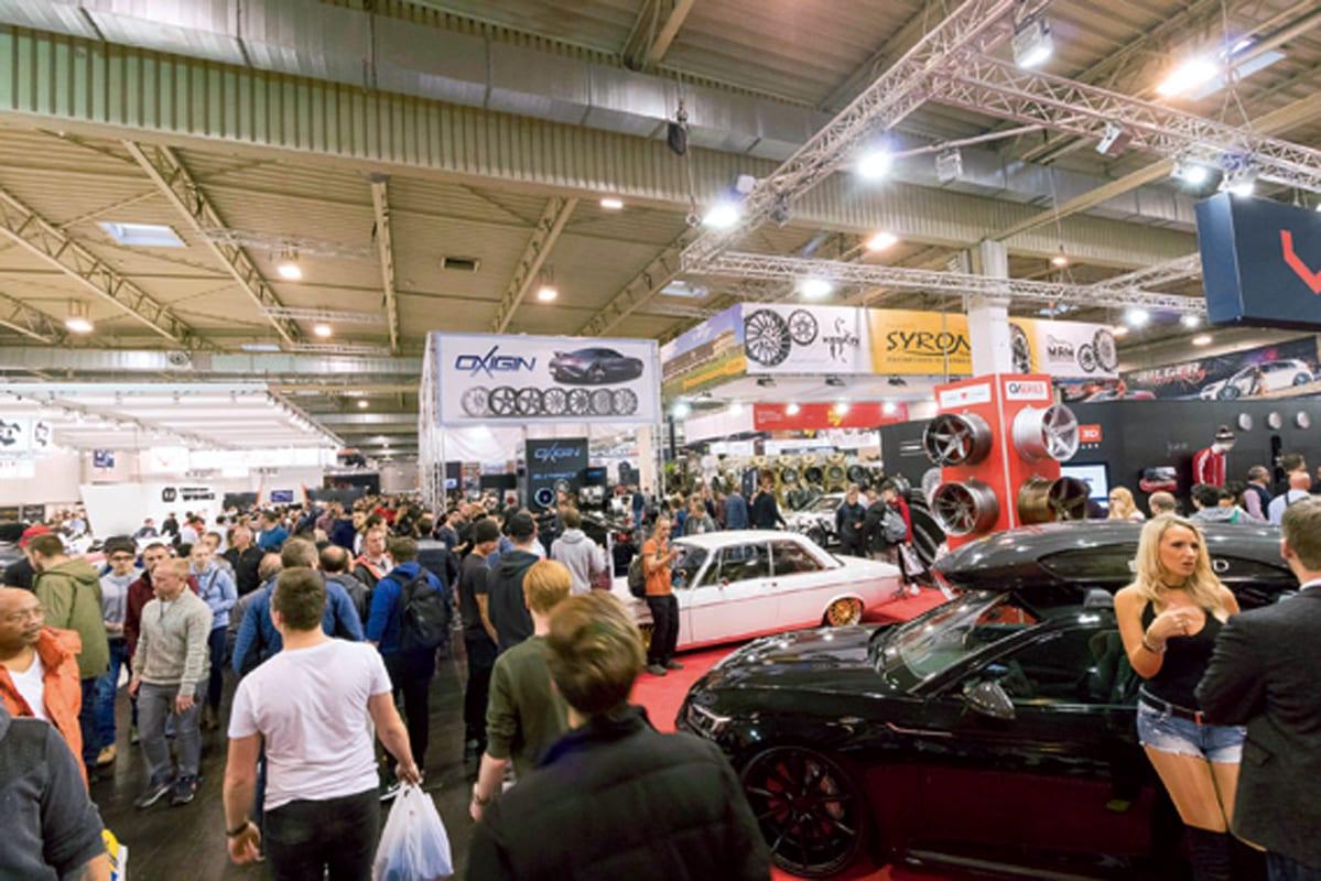 ヨーロッパ最大のカスタムカーの祭典「エッセンモーターショー」徹底レポート