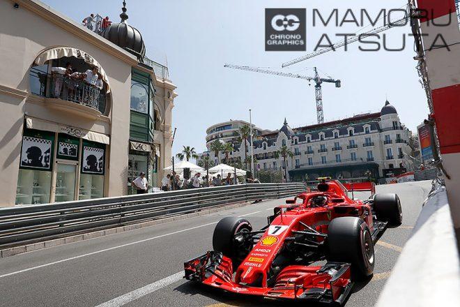 【ブログ】Shots!世界でも屈指の迫力満点の撮影スポット/F1第6戦モナコGP 1回目