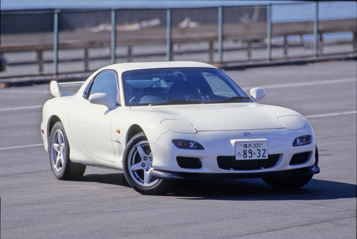 まだまだスポーツモデルが元気だった! 平成10年の名&迷車7選