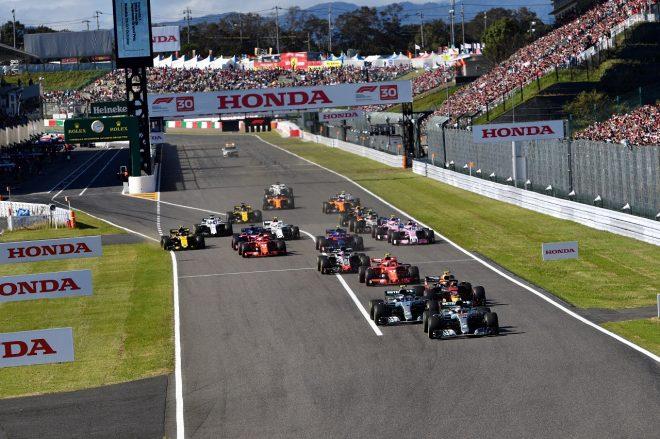 2019年F1カレンダーが承認。史上最多タイ21戦、日本GPは10月13日に開催