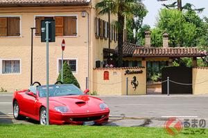 エンツォ・フェラーリが愛したレストラン「キャバリーノ」はどんな味?