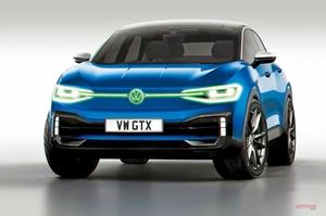 【ホットな四輪駆動SUV】フォルクスワーゲン ID.4 GTX 初の電動パフォーマンスモデルを開発中