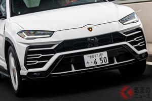 2000万円超の超高級SUVが続々登場!? フェラーリやランボがSUVを作るワケ