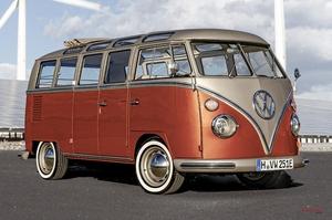 【ワーゲンバスがEVに】VWとeクラシックス、「e-BULLI」共同発表 ドイツで販売
