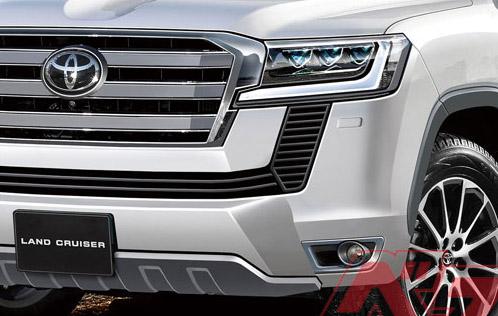 【次期型発表は2021年夏!!】 最強SUV 新型ランクル300最新情報入手