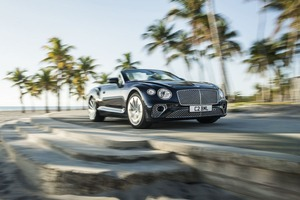 新型ベントレー コンチネンタル GT V8 コンバーチブル初試乗! 今や主力となったV8のメリットとは