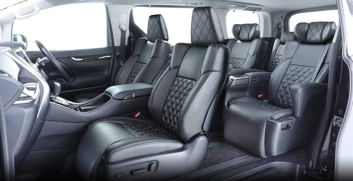 シートを汚したくないなら新車購入と同時にシートカバーを付けよう 実用的で見た目もお洒落なベレッツァの最新モデルをチェック