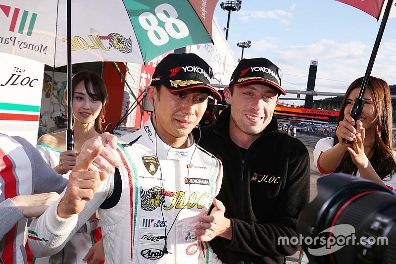 88号車ランボルギーニ、コースレコード更新で今季2度目のポール獲得|スーパーGT最終戦もてぎGT300予選