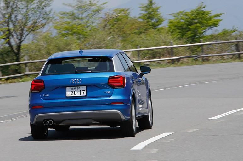 ジャストサイズな軽快SUV、新型アウディQ2は本当に若者向けなのか?
