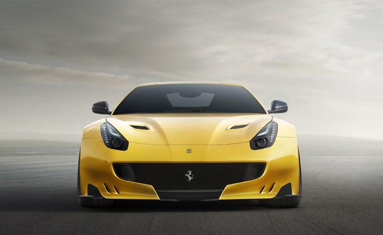 究極を目指したフェラーリF12の限定車