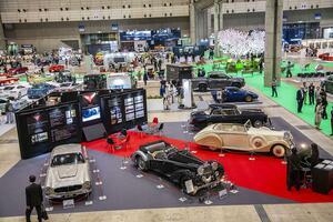 往年の名車をじっくり味わえるイベント「オートモビルカウンシル」が開催