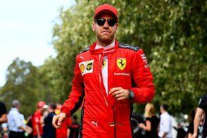 根強く残るリカルドのフェラーリ移籍の噂。ルノーF1代表はベッテルとのトレードに「ノーとは言わない」