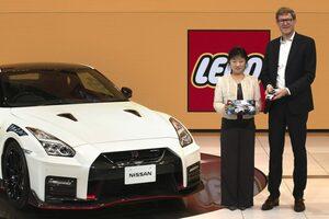 ニッサン GT-R NISMO、日本車として初めて「レゴ スピードチャンピオン シリーズ」に登場!
