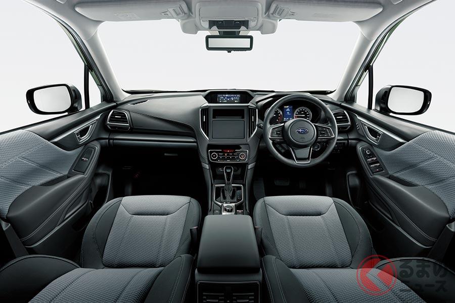 スバル「フォレスター」アウトドアに役立つ装備が充実した特別仕様車「X-Edition」が登場