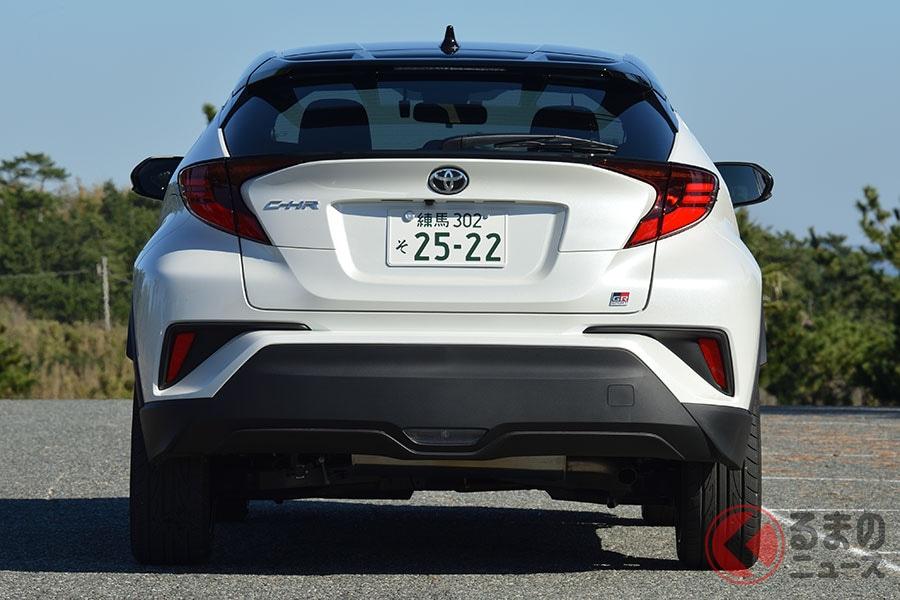 トヨタ新型「C-HR」はマイチェンでどう変わった? 新設定「GR SPORT」の乗り味はいかに