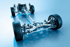 スバル AWD車発売から44年で累計生産台数1500万台を達成