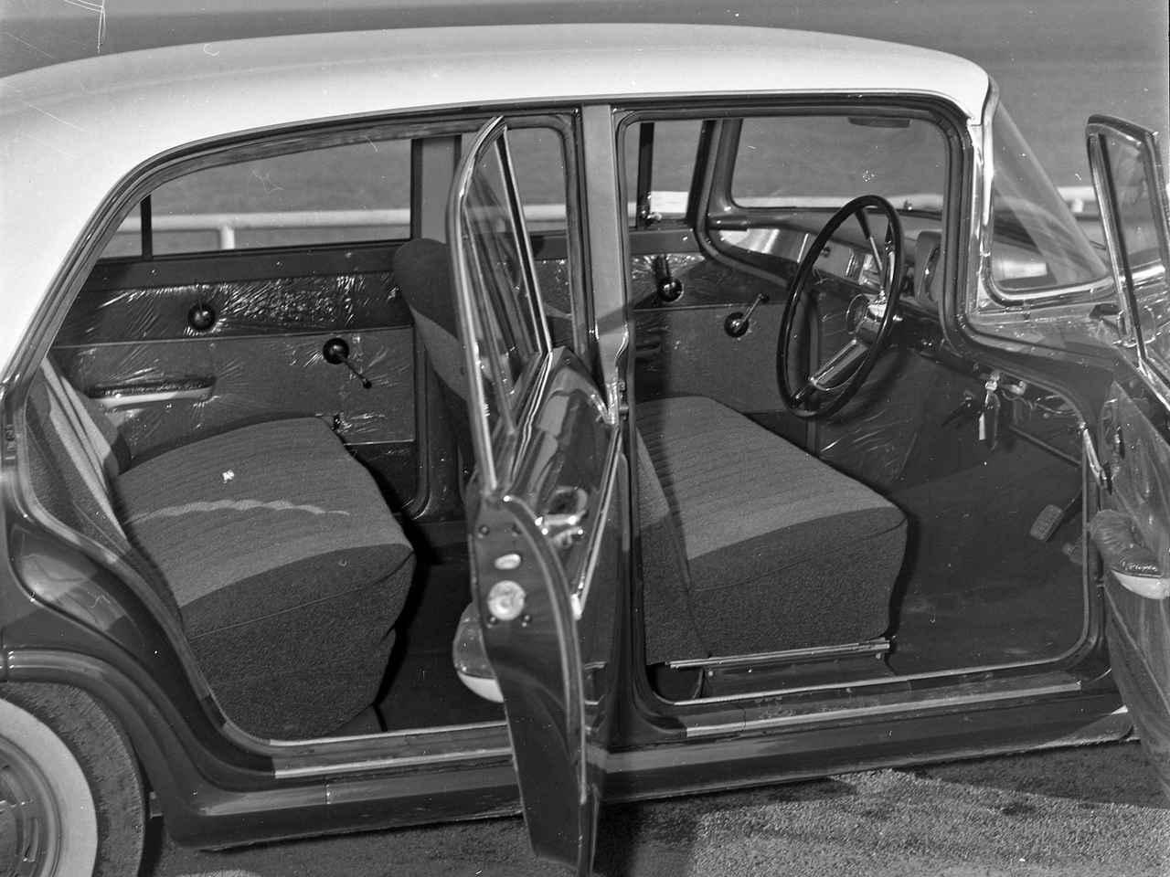 【昭和の名車108】初代セドリックは日産が初めて独自に開発した1.5Lクラスの乗用車だった【連載再開】