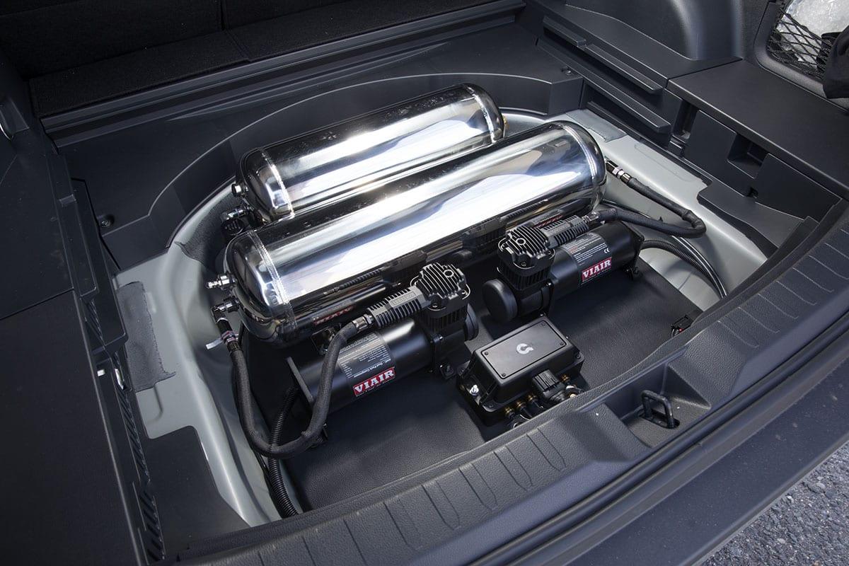 エアサスが今猛烈に進化中! 何がすごい!?  車高調整が自在なだけじゃない! メジャー4ブランド最新モデル連載04|ACC