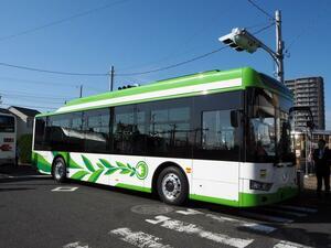 EV大国の中国からの刺客が上陸! 日本のバス業界が中華製EVバスに独占される可能性