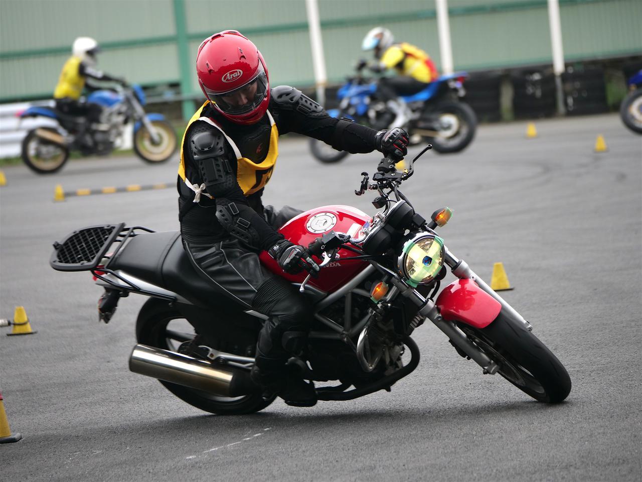 いまジムカーナで一番人気のバイクとは? じつはホンダのあの250ccだった!