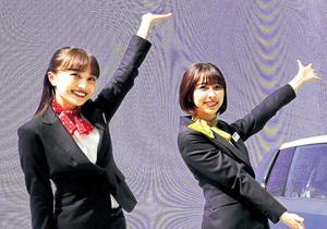 【ももクロ meets 東京モーターショー2019】 ももクロの2人がスズキの「WAKUWAKU」を実感したぜ!