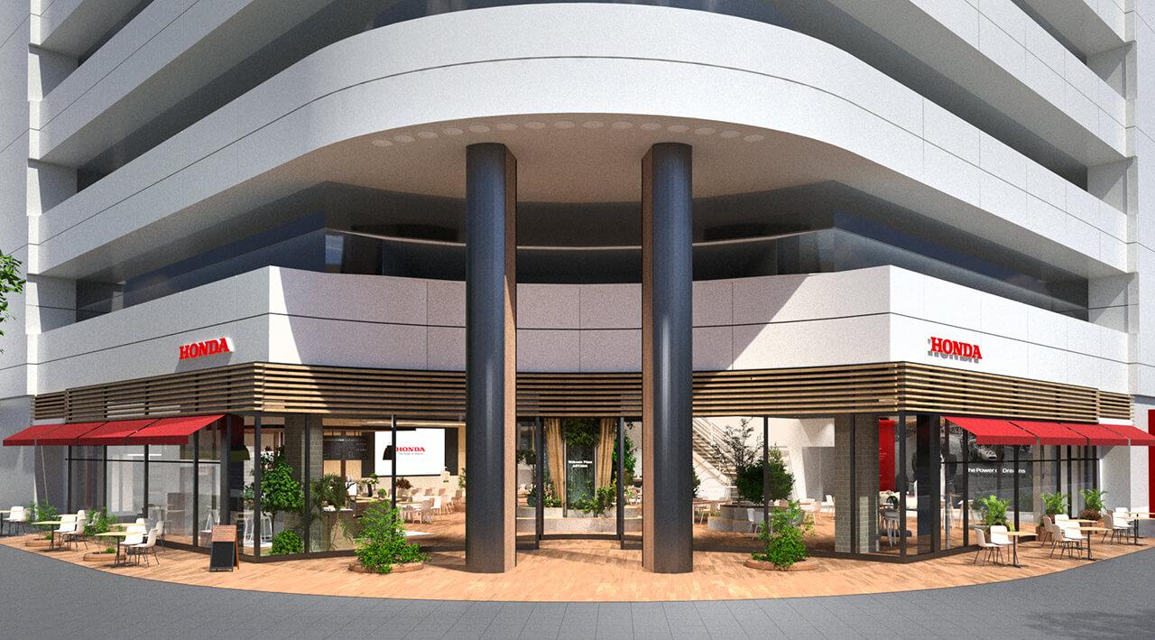 ホンダが本社ビルの「ホンダ・ウェルカムプラザ」をリニューアル