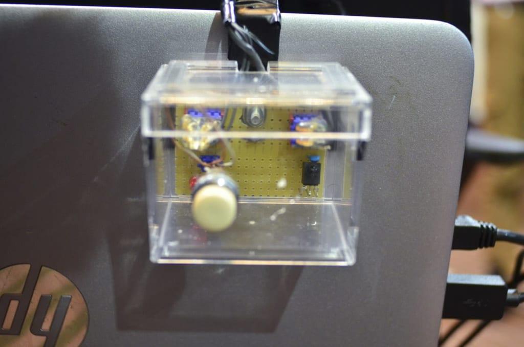 ランエボXから自動運転へ! エボX元開発者がつくるMaasな「対話型電動車いす」が東京オートサロン2020で試乗できる!