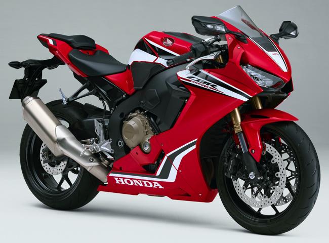 タイトな走りとコンパクトなサイズ感で扱いやすいスポーツバイク、ホンダ「CBR1000RR」