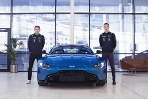 アストンマーティン・レーシング、ハリー・ティンクネルとリチャード・ウェストブルックの加入を発表