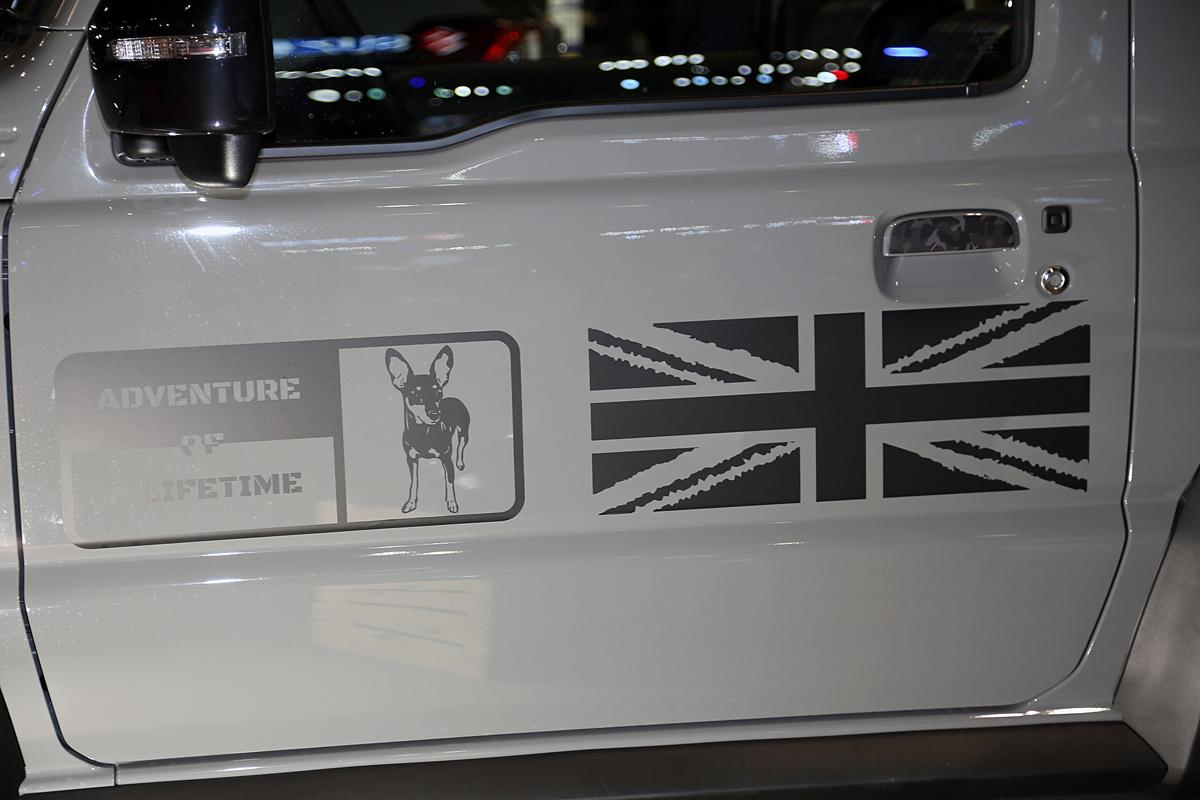「スズキ・ジムニー&シエラ」カスタム車の画像122点! ちょい上げ車高やキャンプ仕様が旬【東京オートサロン2020】