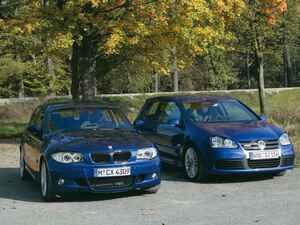 【ヒットの法則114】BMW130iとゴルフR32、走りに対する考え方の明らかな違い