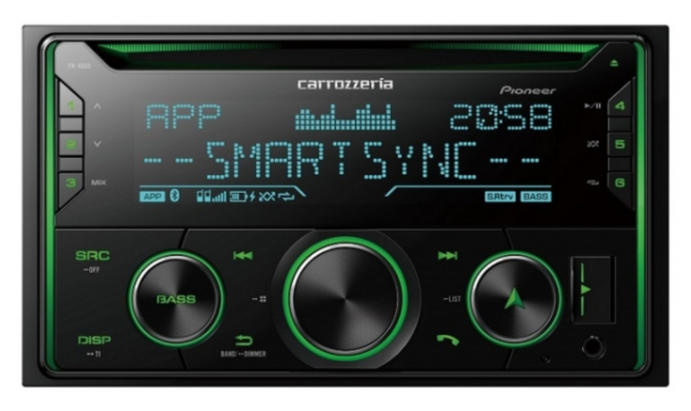 スマートフォンリンクに対応!デザイン一新で快適に操作できるパイオニア「カロッツェリア」のメインユニット7機種