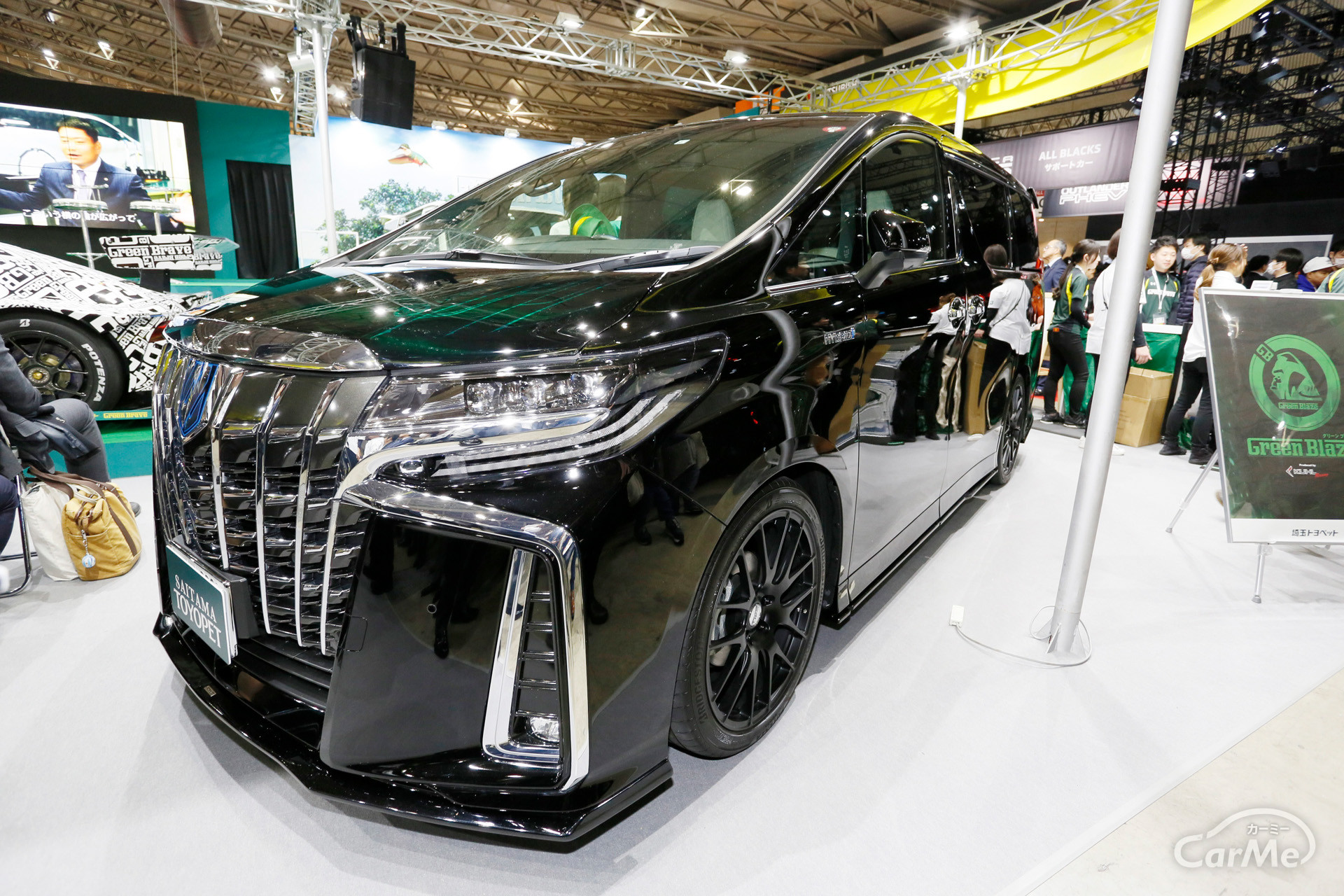【TAS2020】東京オートサロンの歩き方と自動車メーカーの出展車両を一挙公開!