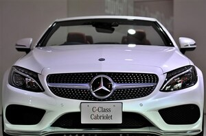 Cクラス初のオープンモデル、Cクラス カブリオレが日本発売