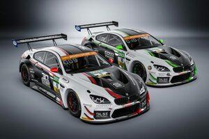 シューベルト・モータースポーツが2台のBMW M6 GT3でADAC GTマスターズへ復帰