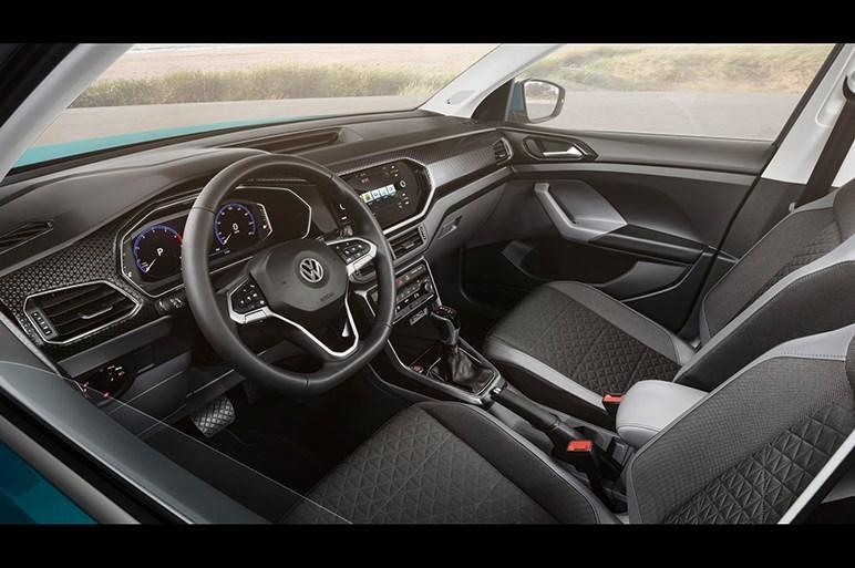 フォルクスワーゲンの最小SUV「T-クロス」が欧州で発売。スタート価格は約231万円