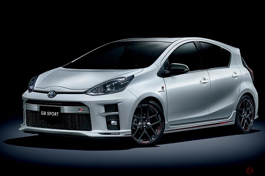 人気コンパクトカー「アクアとノート」 HVスポーツモデル、走りの違いはどこに?